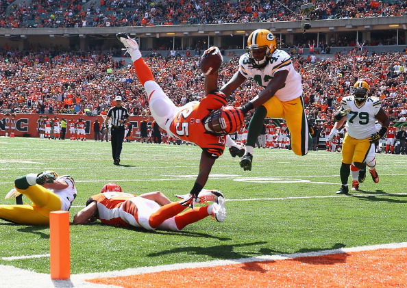 Green Bay Packers v Cincinnati Bengals