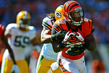 NFL: Green Bay Packers at Cincinnati Bengals
