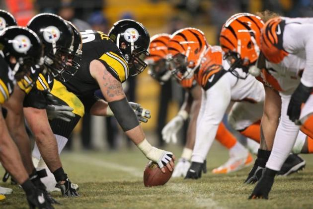 Cincinnati Bengals vs Pittsburgh Steelers
