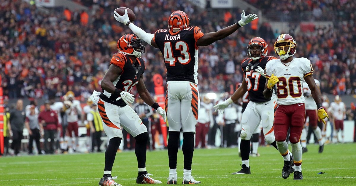 Cincinnati Bengals Depth Chart Part Ii Defense Special Teams